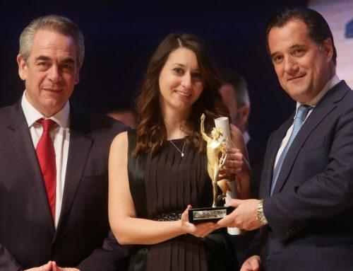Νέο βραβείο για την e-fresh.gr από το ΕΒΕΑ και τον υπουργό ανάπτυξης