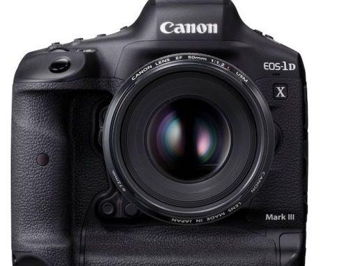 H Canon ανακοινώνει την επαγγελματική DSLR EOS-1D X Mark III