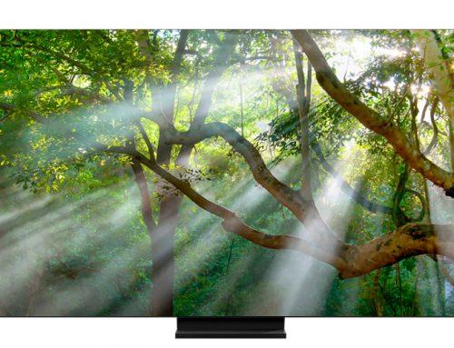Η Samsung Electronics αποκαλύπτει την 2020 QLED 8K TV στη CES