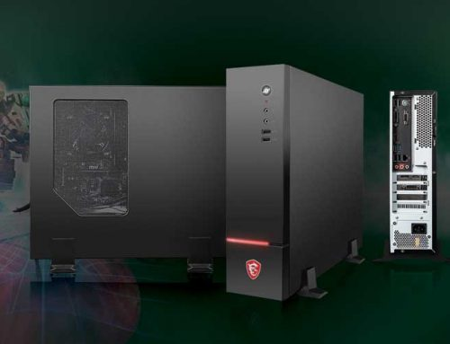MSI Codex S 9SA-037MYS: Gaming PC με λογική τιμή