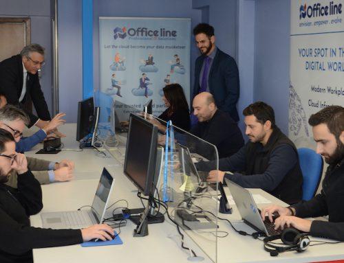 Technology Hub από την Office Line