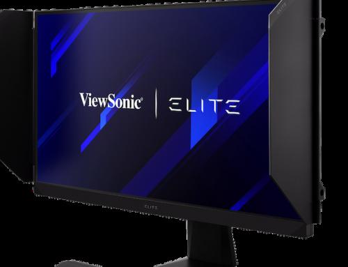 """Η ViewSonic ανακοινώνει νέο gaming monitor 55"""" και νέο monitor συμβατό με NVIDIA G-SYNC"""