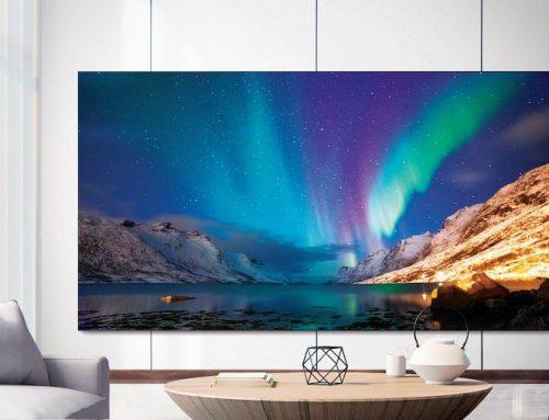 Samsung Electronics: Παρουσίαση νέων Σειρών Επεκτάσιμων MicroLED, QLED 8K και Lifestyle Τηλεοράσεων στη CES 2020