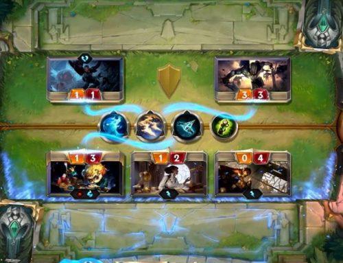Οpen BETA για το νέο Card Game στρατηγικής: Legends of Runeterra