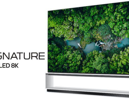 Η LG παρουσιάζει τη νέα σειρά τηλεοράσεων Real 8K με τον επεξεργαστή επόμενης γενιάς AI στην CES 2020
