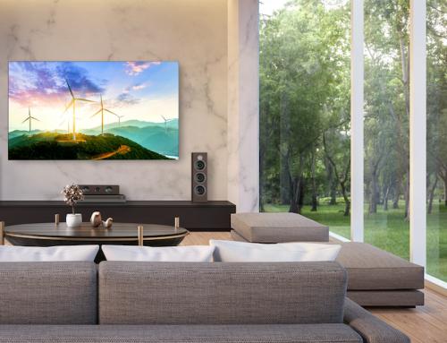 Η LG φέρνει τη νέα αναβαθμισμένη OLED Wallpaper Hotel TV