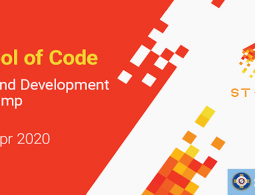 START School of Code στην Οικία Λέλας Καραγιάννη