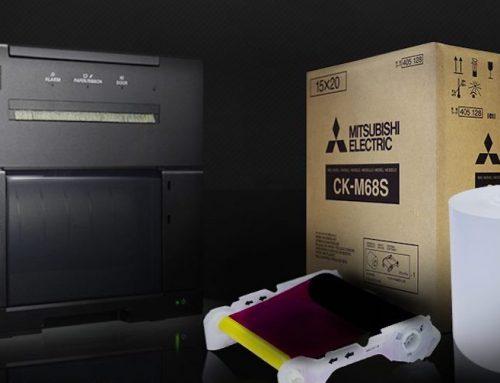 Προσφορά στην αγορά εκτυπωτή MITSUBISHI CP-M1E