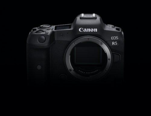 H Canon ανακοινώνει την ανάπτυξη της καινοτομικής EOS R5 για βιντεοσκόπηση στα 8K