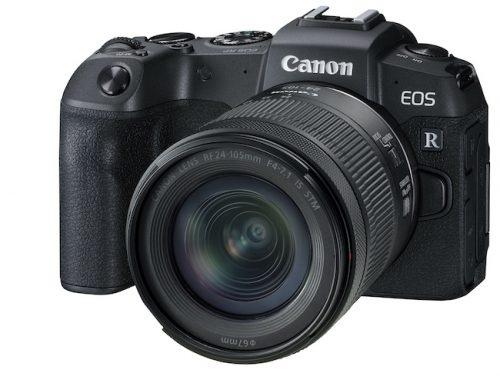 Η Canon ανακοινώνει νέους φακούς RF για το 2020 και λανσάρει τον ελαφρύ RF 24-105mm F4-7.1 IS STM