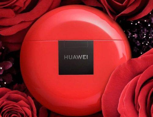 Τα κορυφαία ακουστικά της Huawei FreeBuds 3τώρα και σε κόκκινο, το χρώμα του πάθους