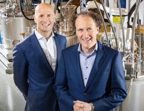 H Canon ανοίγει νέο εργοστάσιο μελανιού UVgel