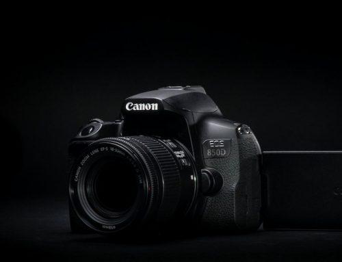 Αναβαθμίστε την ποιότητα εικόνας με την Canon EOS 850D