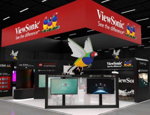 Η ViewSonic ανακοινώνει νέες λύσεις απεικόνισης στην ISE 2020