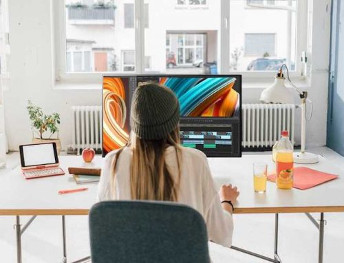 Πώς να δημιουργήσετε έναν εργονομικό χώρο εργασίας με τα LG monitors