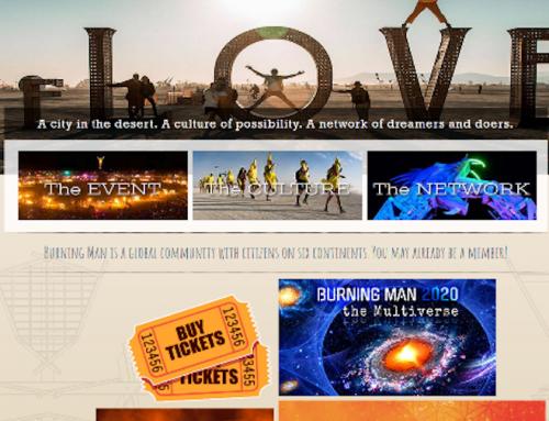Ψεύτικα εισιτήρια για το δημοφιλές φεστιβάλ Burning Man προς πώληση για μερικές εκατοντάδες δολάρια
