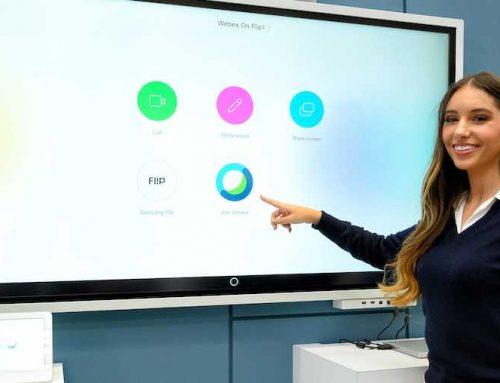 Η Samsung παρουσιάζει κορυφαίες οθόνες στην ISE 2020