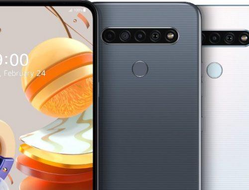 Η νέα σειρά κινητών K της LG για το 2020
