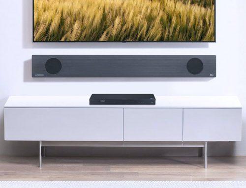 Τα LG Soundbars συναντούν την τεχνολογία ήχου υψηλής απόδοσης της MERIDIAN