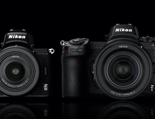 Δύο νέες ενημερώσεις Firmware για τις φωτογραφικές μηχανές Nikon Z