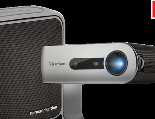 Viewsonic M1+ projector: Μικρές διαστάσεις, μεγάλη απόλαυση