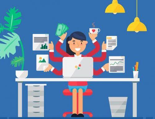 ACTION DIGITAL: 7 συμβουλές για αποτελεσματική δουλειά από το σπίτι