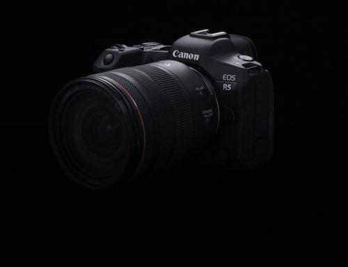 H Canon αποκαλύπτει περαιτέρω λεπτομέρειες σχετικά με την EOS R5