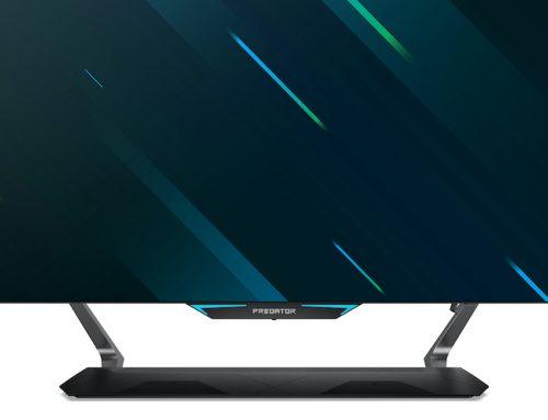 Οι νέες οθόνες Predator της Acer κάνουν το ντεμπούτο τους στην Ευρώπη