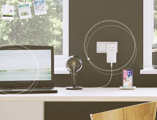 Τα devolo powerlines μετατρέπουν εύκολα το σπίτι σας στο δικό σας ψηφιακό χώρο εργασίας