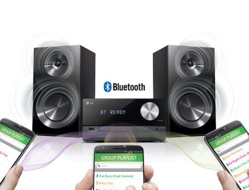 Ανακαλύψτε την ηχητική υπεροχή των Micro Hi-Fi ηχοσυστημάτων της LG