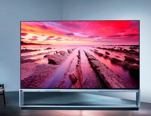 Η κυκλοφορία της πρώτης LG Signature OLED Real 8K τηλεόρασης στην Ελλάδα είναι γεγονός