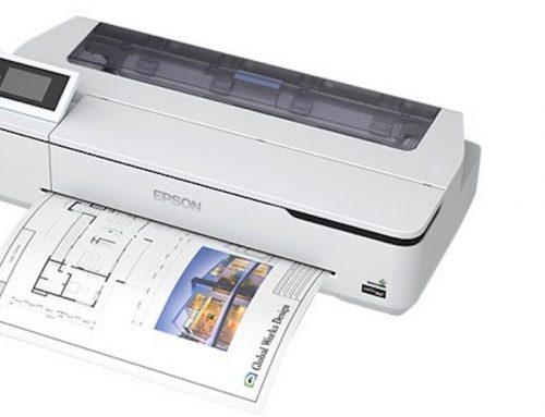 Η Epson λανσάρει τον μικρότερο και πιο οικονομικό εκτυπωτή της μεγάλου format