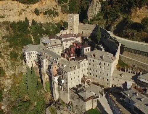 «Άγιο Όρος-Ψηφιακή Εποχή»: Η νέα παραγωγή της Cosmote TV