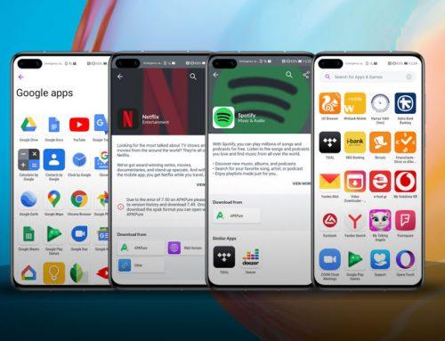 MoreApps: Πώς θα κατεβάσετε οποιαδήποτε εφαρμογή στα νέα Huawei P40