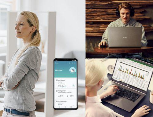 LG Electronics: Tρεις τρόποι με τους οποίους η ΑΙ τεχνολογία μπορεί να μας βοηθήσει να δουλέψουμε από το σπίτι