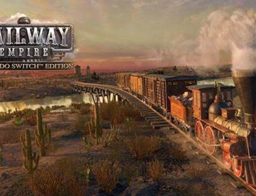Το Railway Empire καταφθάνει στο Nintendo Switch