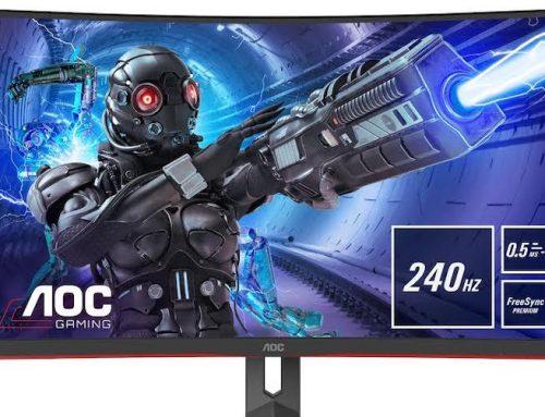 Η AOC κυκλοφορεί 5 οθόνες gaming της βραβευμένης G2 Series με 240 Hz και 0,5 ms/1 ms χρόνο απόκρισης