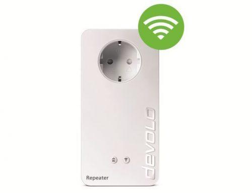 Η έξυπνη λύση ενάντια στο αδύναμο WiFi: Το νέο devolo WiFi Repeater+ ac