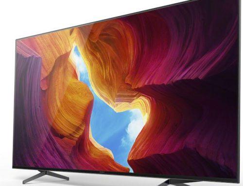 Η σειρά-ναυαρχίδα τηλεοράσεων της Sony, XH95 4K HDR Full Array LED, είναι πλέον διαθέσιμη