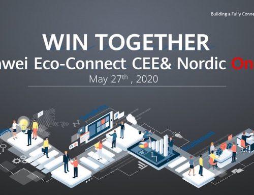 Η Huawei ανακοίνωσε τα πλάνα επένδυσης σε ψηφιακές δεξιότητες  στο πρώτο συνέδριο Eco-Connect