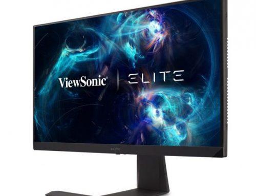 Η ViewSonic παρουσιάζει τη νέα σειρά gaming οθονών XG05