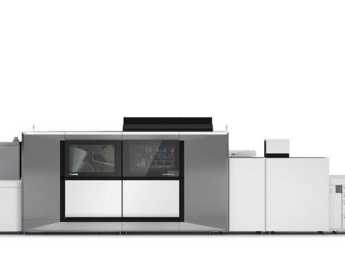 Η αγορά υιοθετεί τους εμπορικούς εκτυπωτές Canon varioPRINT iX