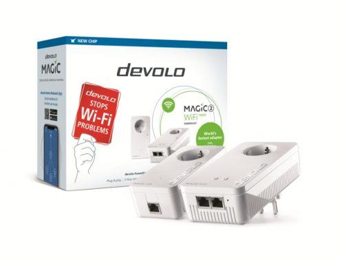 devolo Magic 2 WiFi next: Τι παραπάνω μας προσφέρει η επόμενη γενιά Mesh WiFi;