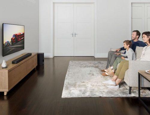Η Sony ενισχύει την κατηγορία των soundbar με δύο νέα μοντέλα HT-G700 και HT-S20R