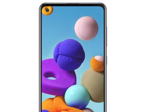 Η Samsung ανακοινώνει το νέο Galaxy A21s