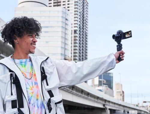 Η Sony εμπλουτίζει τη σειρά για Vlogging με τη ZV-1 και την FDR-AX43 Compact 4K Handycam