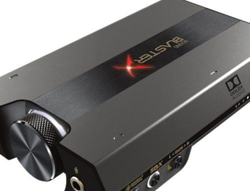 Η Sound BlasterX G6 oλοκληρώνει την εμπειρία gaming σε παιχνιδομηχανές