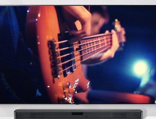 Μοναδική ηχητική εμπειρία από το νέο SN4 Sound bar της LG