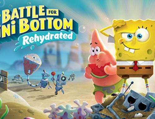 Νέο trailer για το SpongeBob SquarePants: Battle for Bikini Bottom – Rehydrated