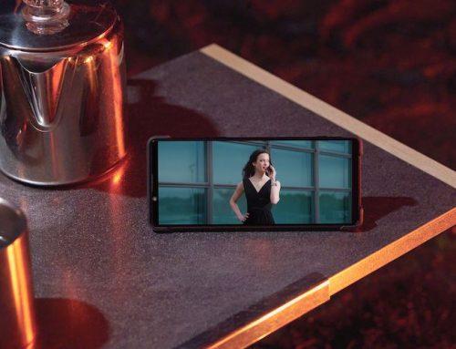 Φωτογραφίστε σαν επαγγελματίες με το νέο smartphone Xperia 1 II της Sony, που είναι διαθέσιμο από τον Ιούνιο